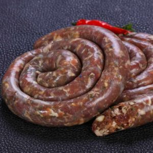 Lamb Sausage pkg of 4