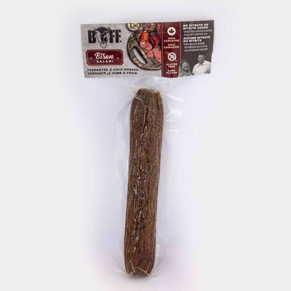 Buff Salami 125g - Lamblicious