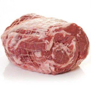 Lamb Shoulder Roast Boneless